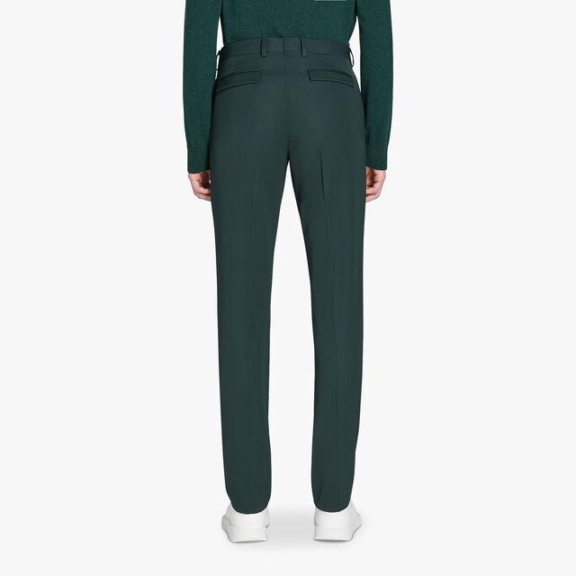 Formal Wool Lined Regular-Fit Pants , OPUNTIA, hi-res