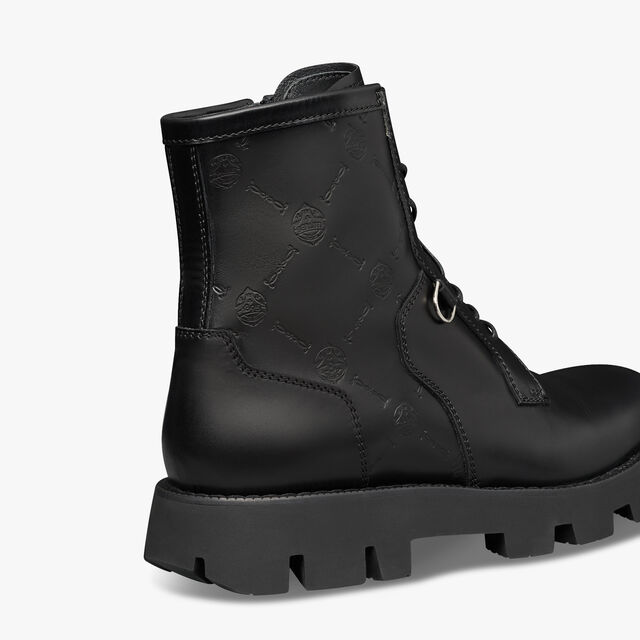 Twist Leather Boot