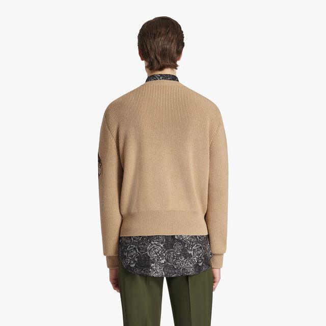 Military Rib Sweater