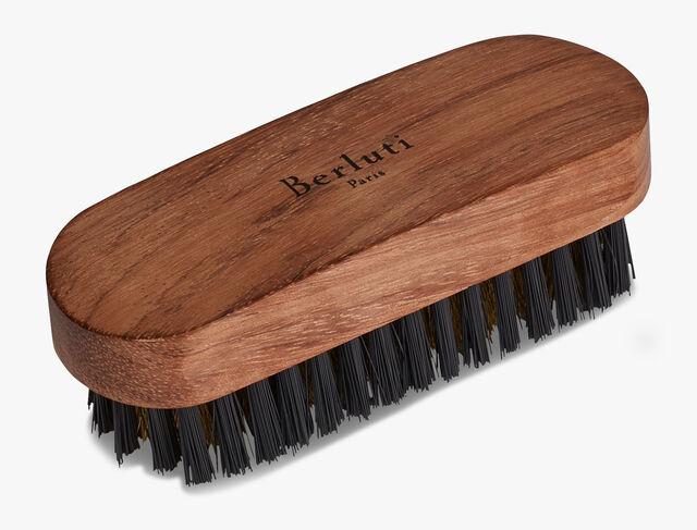 Suede Shoe Brush, NERO, hi-res