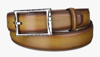 Classic Leather Belt -  30mm, CACAO, hi-res
