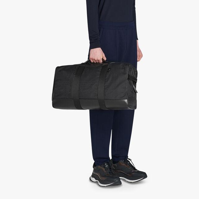 Eclipse Scritto 尼龙旅行袋, NERO, hi-res