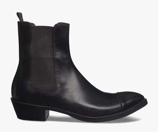 Keith Austin Leather Boot, NERO, hi-res