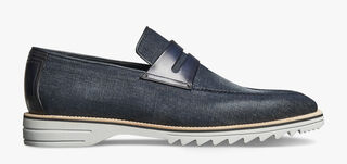 Andy Spada Démesure Denim Loafer, DENIM, hi-res
