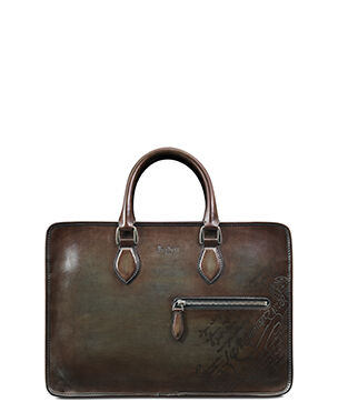 Bag collections by Berluti