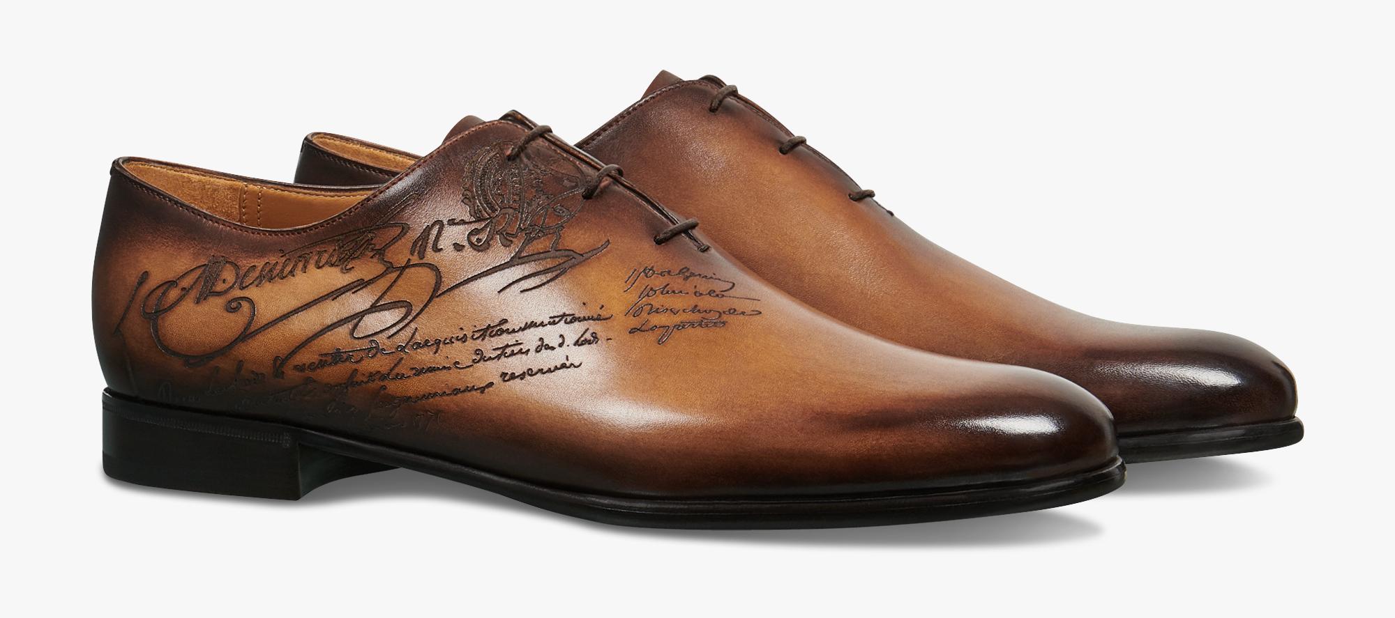 Alessandro Galet Scritto Leather Oxford - Berluti
