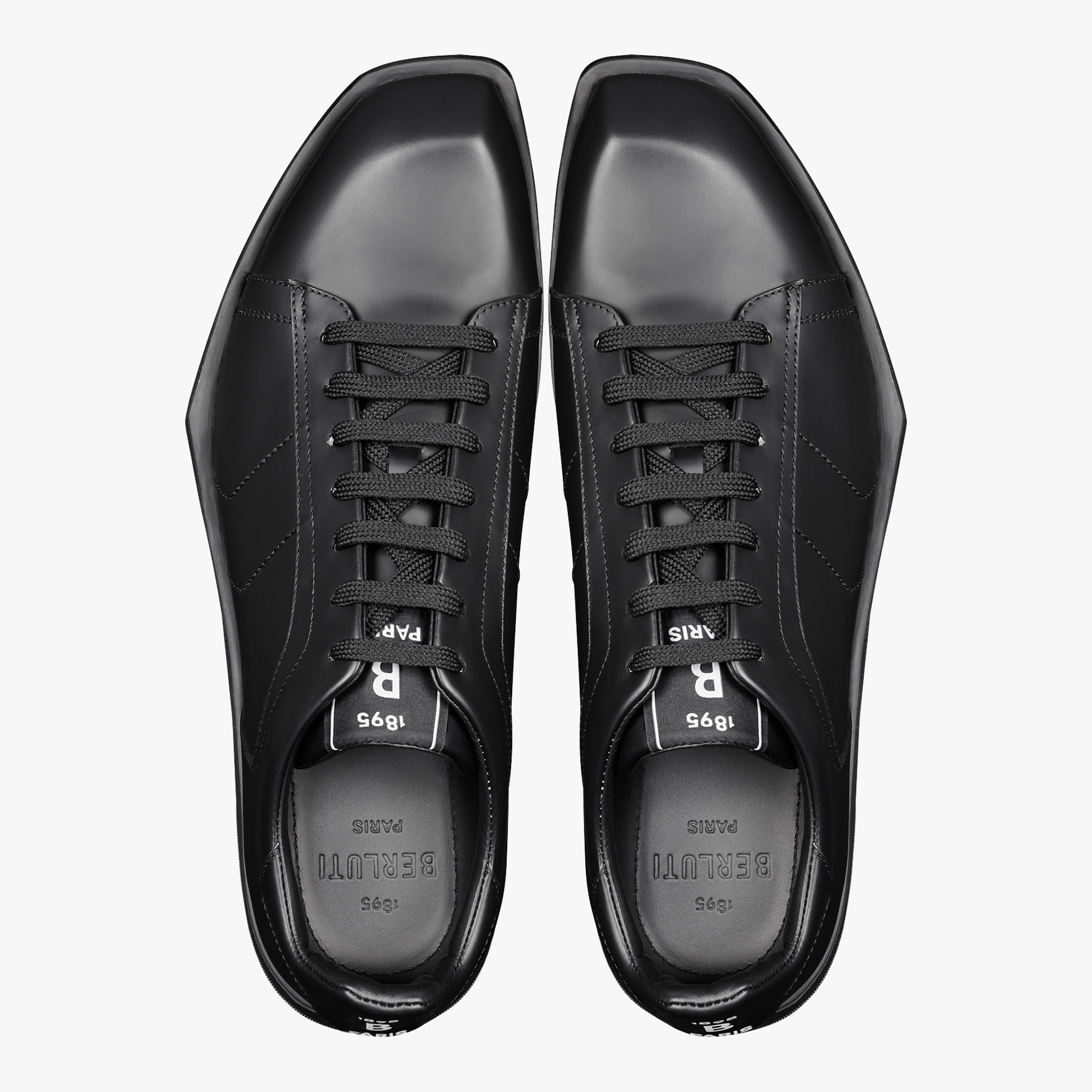 Stellar Leather Sneaker - Berluti
