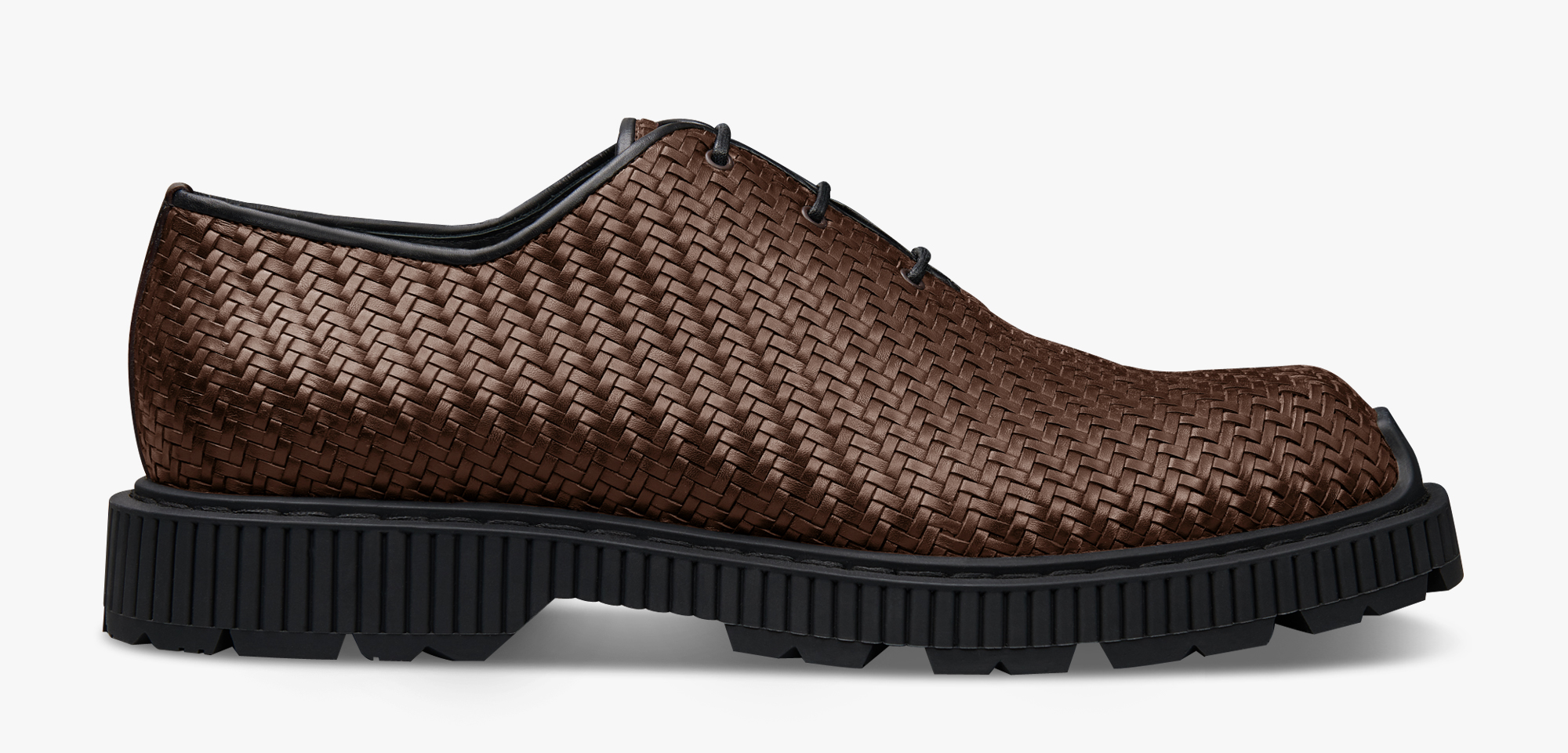 Camden Braided Calf Oxford, TDM INTENSO, hi-res