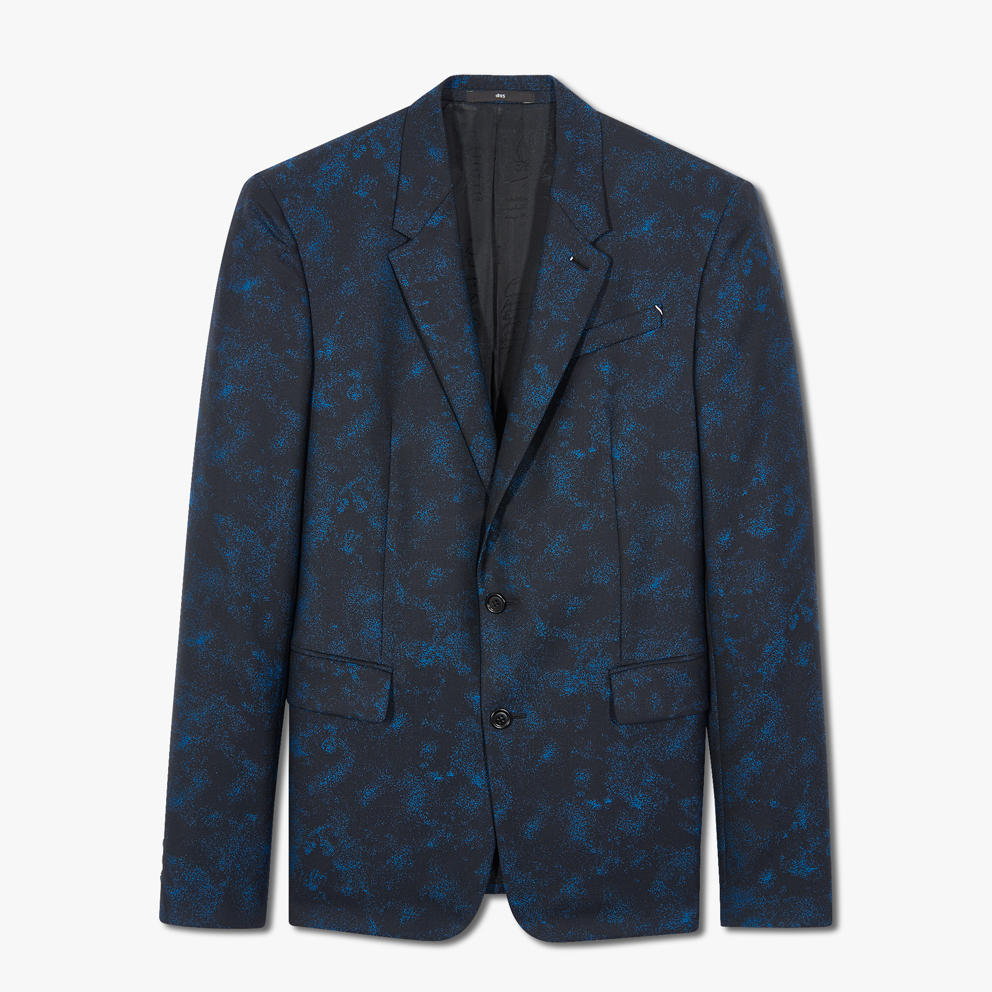 Marble Alessandro Lined Jacket, BLUE MARBLE, hi-res
